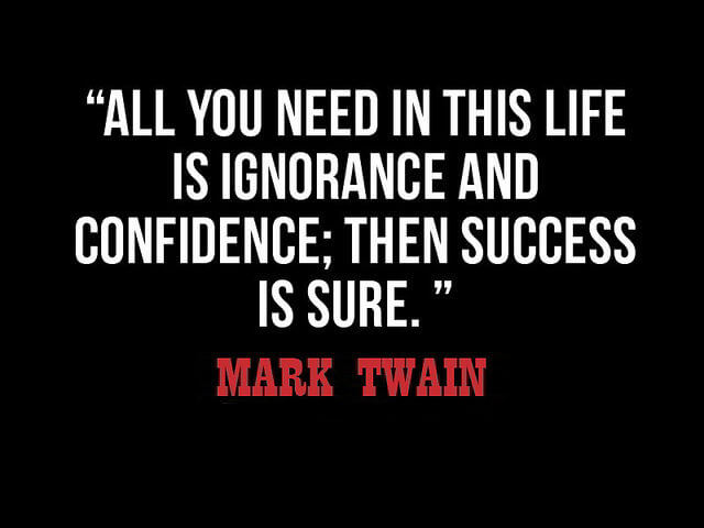 ignorance Ignorance